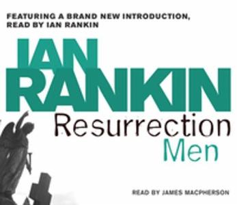 Resurrection Men (lydbok) av Ian Rankin