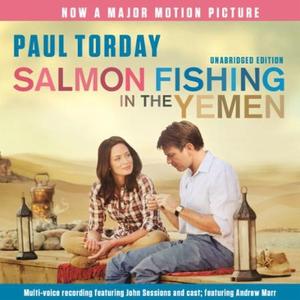 Salmon Fishing in the Yemen (lydbok) av Paul