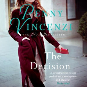 The Decision (lydbok) av Penny Vincenzi