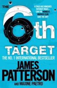 The 6th Target (ebok) av James Patterson, Max