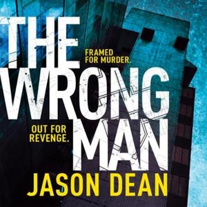 The Wrong Man (James Bishop 1) (lydbok) av Ja