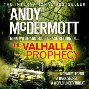 The Valhalla Prophecy (Wilde/Chase 9) (lydbok