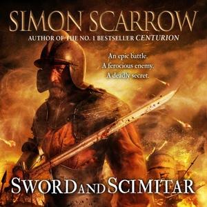 Sword and Scimitar (lydbok) av Simon Scarrow,