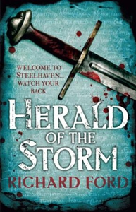 Herald of the Storm (Steelhaven: Book One) (e