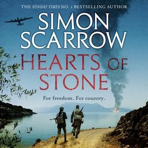 Hearts of Stone (lydbok) av Simon Scarrow, Uk
