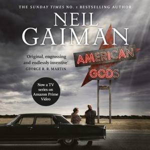 American Gods (lydbok) av Ukjent
