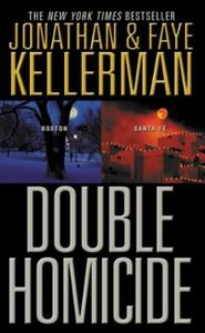 Double Homicide (ebok) av Jonathan Kellerman,
