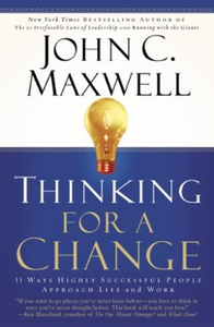 Thinking for a Change (ebok) av John C. Maxwe