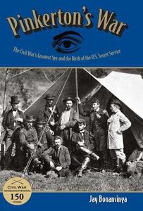 Pinkerton's War (e-bok) av Jay Bonansinga