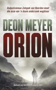 Orion (ebok) av Deon Meyer