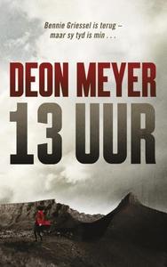 13 uur (e-bok) av Deon Meyer