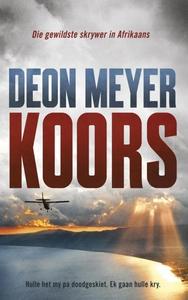 Koors (ebok) av Deon Meyer