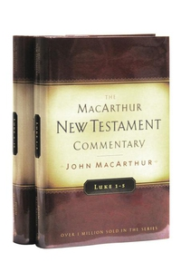 Luke 1-17 MacArthur New Testament Commentary Se
