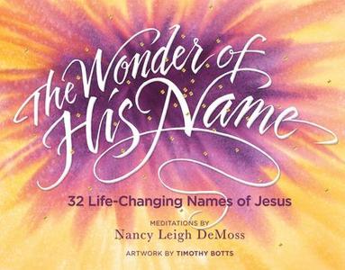 The Wonder of His Name (e-bok) av Nancy Leigh L