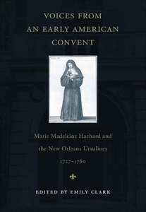 Voices from an Early American Convent (e-bok) a