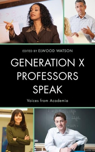 Generation X Professors Speak (e-bok) av