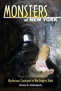 Monsters of New York (e-bok) av Bruce G. Hallen