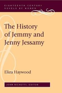 The History of Jemmy and Jenny Jessamy (e-bok)