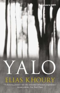 Yalo (ebok) av Elias Khoury