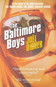 The Baltimore Boys (ebok) av Joël Dicker