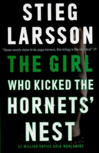 The Girl Who Kicked the Hornets' Nest (lydbok