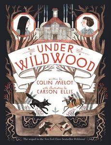 Under Wildwood (e-bok) av Colin Meloy