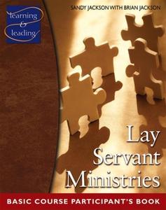 Lay Servant Ministries Basic Course Participant