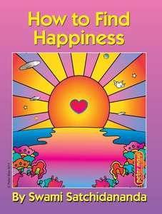 How to Find Happiness (e-bok) av Swami Satchida