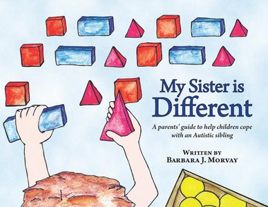 MY SISTER IS DIFFERENT (e-bok) av Barbara Morva