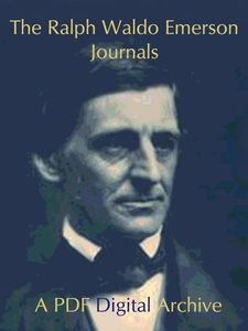 Ralph Waldo Emerson Journals, Volume 4 (e-bok)