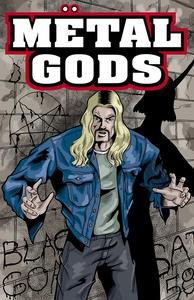 Metal Gods Issue 1 (ebok) av Von Allan