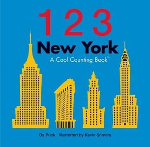 123 New York (e-bok) av Puck