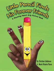 Little Pencil Finds His Forever Friends (ebok