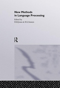 New Methods In Language Processing (e-bok) av