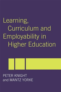 Learning, Curriculum and Employability in Highe