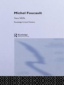 Michel Foucault (e-bok) av Sara Mills