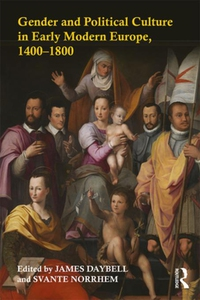 Gender and Political Culture in Early Modern Eu