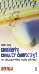 Considering Computer Contracting? (e-bok) av Mi