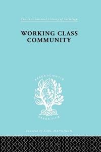 Working Class Comm     Ils 122 (e-bok) av Brian