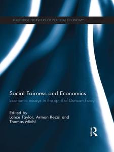 Social Fairness and Economics (e-bok) av