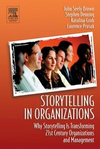 Storytelling in Organizations (e-bok) av Lauren