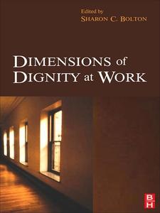 Dimensions of Dignity at Work (e-bok) av