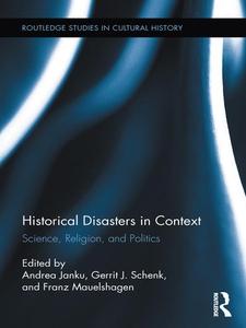 Historical Disasters in Context (e-bok) av