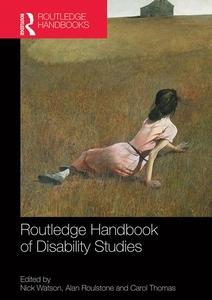 Routledge Handbook of Disability Studies (e-bok
