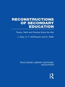 Reconstructions of Secondary Education