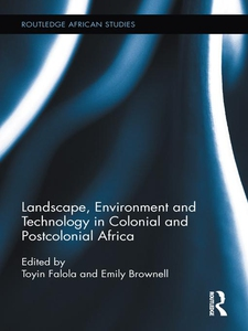 Landscape and Environment in Colonial and Postc