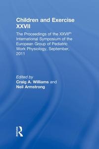 Children and Exercise XXVI (e-bok) av