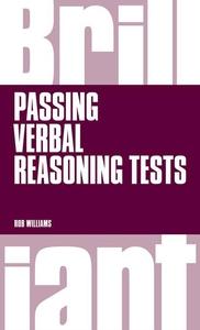Brilliant Passing Verbal Reasoning Tests (e-bok