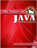 My First In Java
