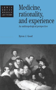 Medicine, Rationality and Experience (e-bok) av